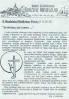 Nasza Kolonowska Rodzina Parafialna 1994, nr 12 (27).