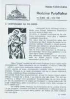 Nasza Kolonowska Rodzina Parafialna 1995, nr 2 (66) [67].