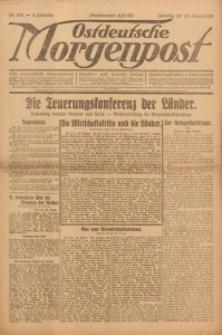Ostdeutsche Morgenpost, 1922, Jg. 4, Nr. 238
