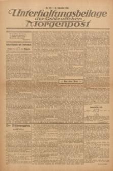 Ostdeutsche Morgenpost, 1922, Jg. 4, Nr. 259