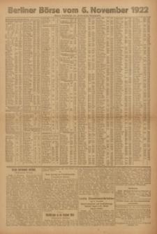 Ostdeutsche Morgenpost, 1922, Jg. 4, Nr. 308