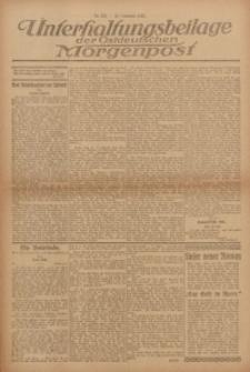 Ostdeutsche Morgenpost, 1922, Jg. 4, Nr. 315