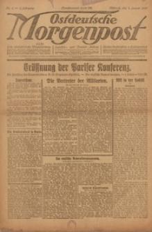 Ostdeutsche Morgenpost, 1923, Jg. 5, Nr. 2