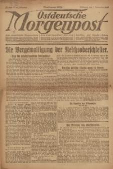 Ostdeutsche Morgenpost, 1922, Jg. 4, Nr. 332