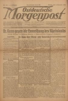 Ostdeutsche Morgenpost, 1922, Jg. 4, Nr. 335