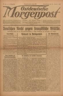 Ostdeutsche Morgenpost, 1923, Jg. 5, Nr. 26