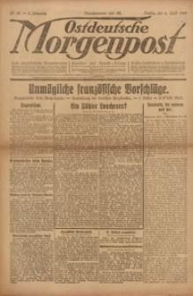 Ostdeutsche Morgenpost, 1923, Jg. 5, Nr. 94