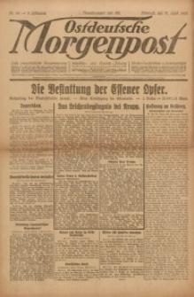 Ostdeutsche Morgenpost, 1923, Jg. 5, Nr. 99