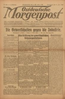 Ostdeutsche Morgenpost, 1923, Jg. 5, Nr. 150