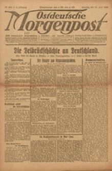 Ostdeutsche Morgenpost, 1923, Jg. 5, Nr. 158