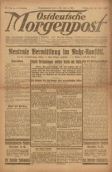 Ostdeutsche Morgenpost, 1923, Jg. 5, Nr. 170