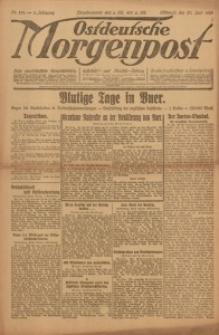 Ostdeutsche Morgenpost, 1923, Jg. 5, Nr. 175