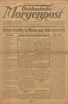 Ostdeutsche Morgenpost, 1923, Jg. 5, Nr. 179