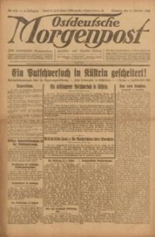 Ostdeutsche Morgenpost, 1923, Jg. 5, Nr. 272