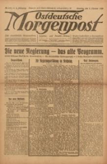 Ostdeutsche Morgenpost, 1923, Jg. 5, Nr. 277