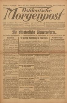 Ostdeutsche Morgenpost, 1923, Jg. 5, Nr. 283