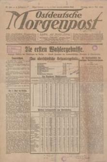 Ostdeutsche Morgenpost, 1924, Jg. 6, Nr. 125