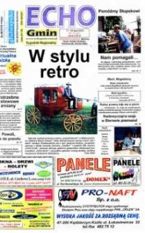 Echo Gmin : tygodnik regionalny 2001, nr 28 (201).
