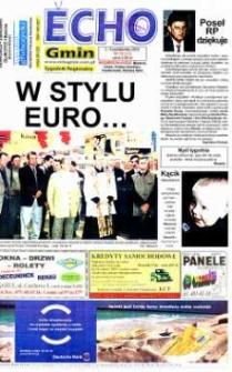 Echo Gmin : tygodnik regionalny 2001, nr 39 (212).