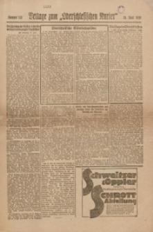 Der Oberschlesische Kurier, 1920, Jg. 14, Nr. 142