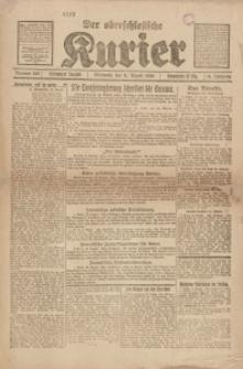 Der Oberschlesische Kurier, 1920, Jg. 14, Nr. 182