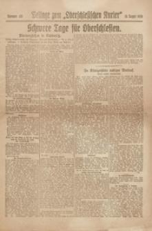 Der Oberschlesische Kurier, 1920, Jg. 14, Nr. 189