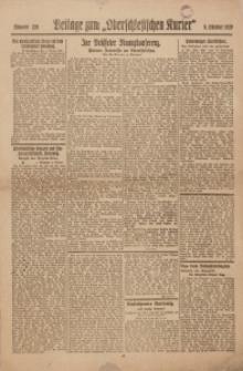 Der Oberschlesische Kurier, 1920, Jg. 14, Nr. 229