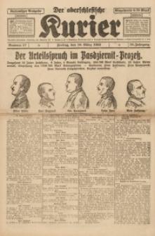 Der Oberschlesische Kurier, 1922, Jg. 16, Nr. 57