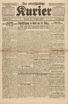 Der Oberschlesische Kurier, 1922, Jg. 16, Nr. 63