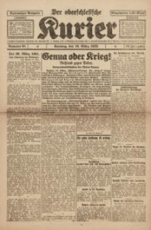 Der Oberschlesische Kurier, 1922, Jg. 16, Nr. 65