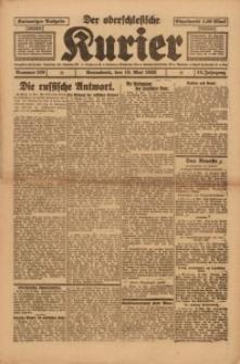 Der Oberschlesische Kurier, 1922, Jg. 16, Nr. 109