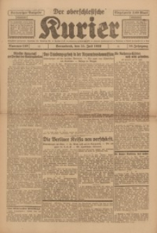 Der Oberschlesische Kurier, 1922, Jg. 16, Nr. 159