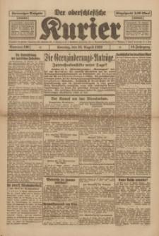 Der Oberschlesische Kurier, 1922, Jg. 16, Nr. 190