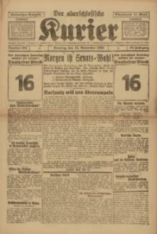 Der Oberschlesische Kurier, 1922, Jg. 16, Nr. 261
