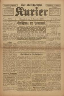 Der Oberschlesische Kurier, 1922, Jg. 16, Nr. 266