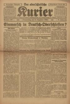 Der Oberschlesische Kurier, 1922, Jg. 16, Nr. 287