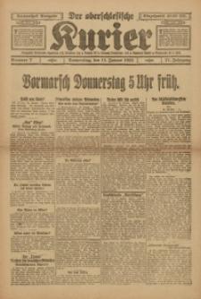 Der Oberschlesische Kurier, 1923, Jg. 17, Nr. 7