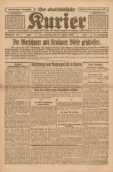 Der Oberschlesische Kurier, 1923, Jg. 17, Nr. 137