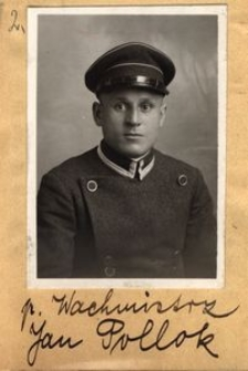 P. Wachmistrz Jan Pollok
