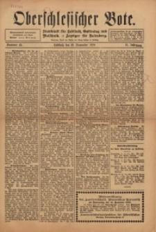 Oberschlesischer Bote, 1920, Jg. 41, Nr. 45