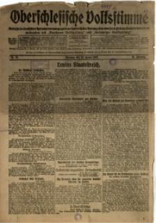 Oberschlesische Volksstimme, 1918, Jg. 44, Nr. 19