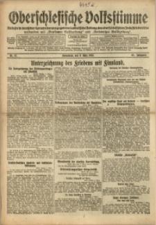 Oberschlesische Volksstimme, 1918, Jg. 44, Nr. 57