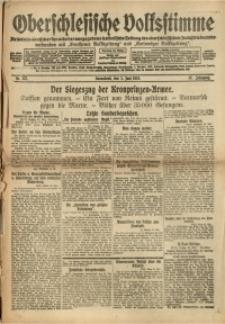 Oberschlesische Volksstimme, 1918, Jg. 44, Nr. 123