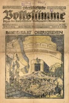 Oberschlesische Volksstimme, 1921 Jg. 47, Nr. 129