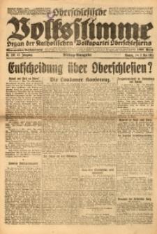 Oberschlesische Volksstimme, 1921, Jg. 47, Nr. 198