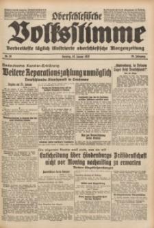 Oberschlesische Volksstimme, 1932, Jg. 58, Nr. 10