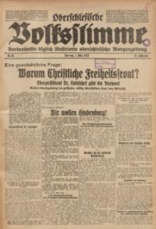 Oberschlesische Volksstimme, 1932, Jg. 58, Nr. 61