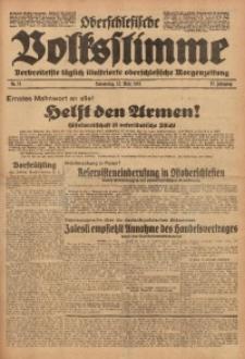 Oberschlesische Volksstimme, 1931, Jg. 57, Nr. 71