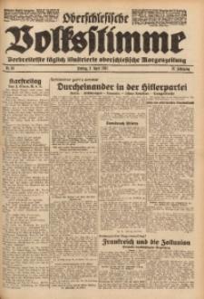 Oberschlesische Volksstimme, 1931, Jg. 57, Nr. 93