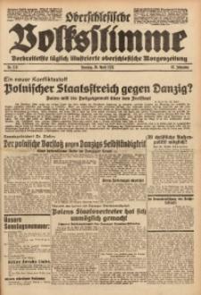 Oberschlesische Volksstimme, 1931, Jg. 57, Nr. 114